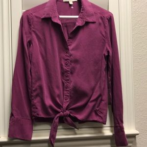 Cloth and stone blouse size xs